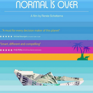 """Patagonia , """"normal is over"""""""