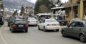 traffico Cortina