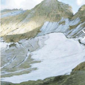 ghicciaio Marmolada