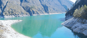 lago mis vuoto