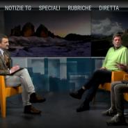 Olimpiadi e i dubbi degli ambientalisti, intervista di Telebelluno