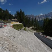 Mondiali Cortina, i cantieri che devastano le montagne