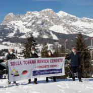 Conclusi i Mondiali a Cortina rimane in eredità la Tofana cementificata